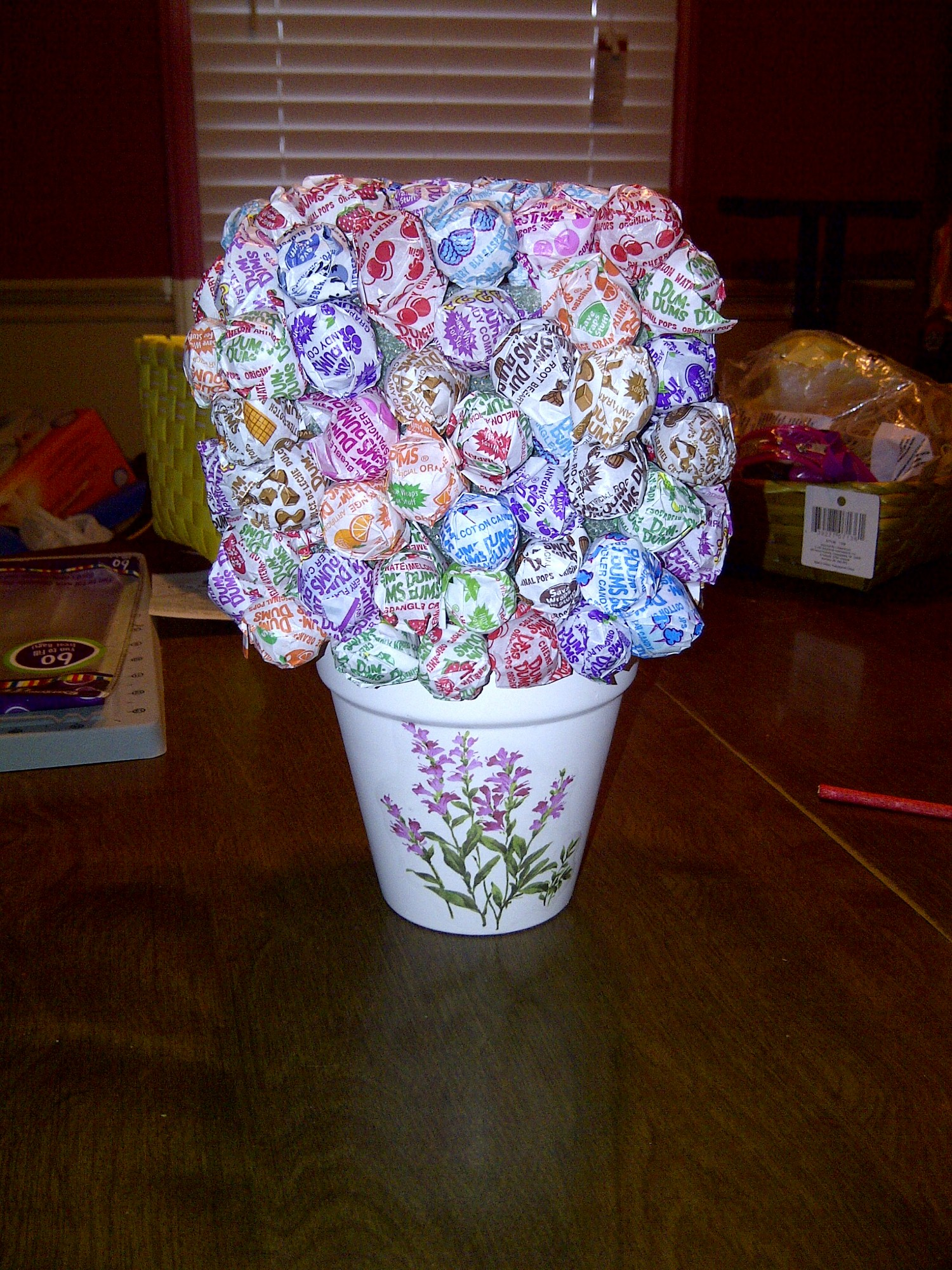Candy Bouquet – Wonderful Creations Blog