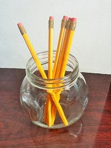 Glitter Pencil