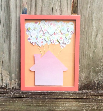 Balloon Picture Frame 7