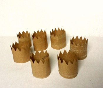 Paper Roll Crown 4