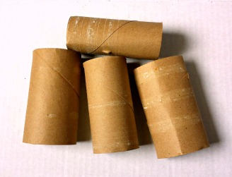 Paper Roll Crowns
