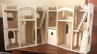 Wood Castle 2