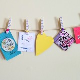 Clothespin Banner