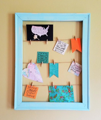 memo frame 6