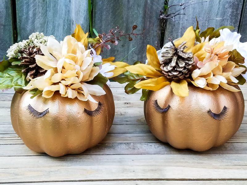 diy fall pumpkin crafts
