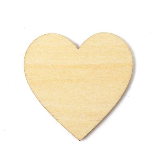 Wood Heart 2